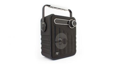 Bocinas VORAGO BSP-200 - 5 W, Negro, Bluetooth BSP-200-BK