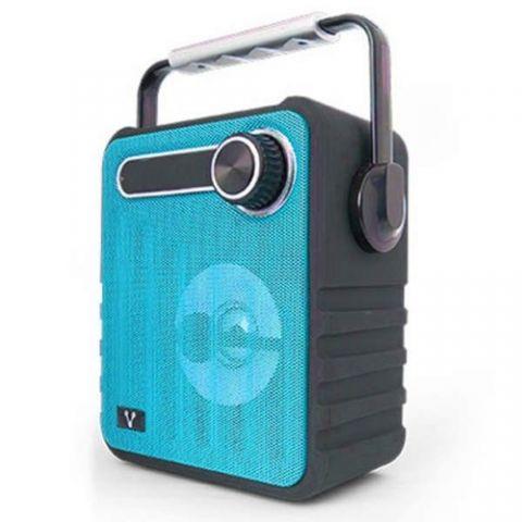 Bocinas VORAGO BSP-200 - 5 W, Azul, Bluetooth BSP-200-BL