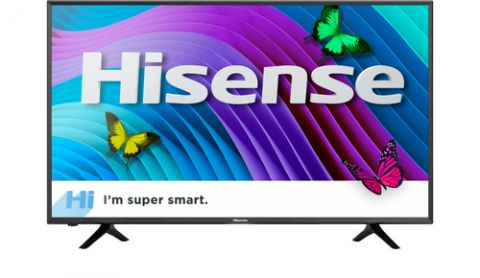 """Television Hisense 50H6D Televisor 127 cm (50"""") 4K Ultra HD Smart TV Wifi Negro"""