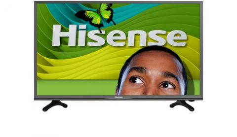 """Television Hisense 40H3D Televisor 100.6 cm (39.6"""") Full HD Negro"""