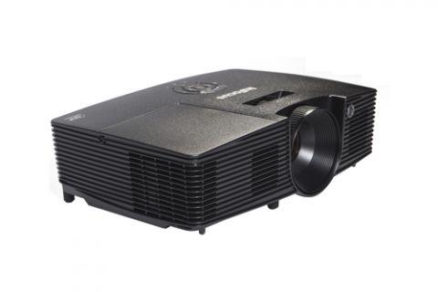 Proyector Infocus IN116XV video proyector Proyector para escritorio 3400 lúmenes ANSI WXGA (1280x800) 3D Negro