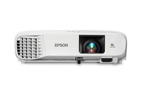 Proyector Epson PowerLite S39 video proyector Proyector para escritorio 3300 lúmenes ANSI 3LCD SVGA (800x600) Blanco