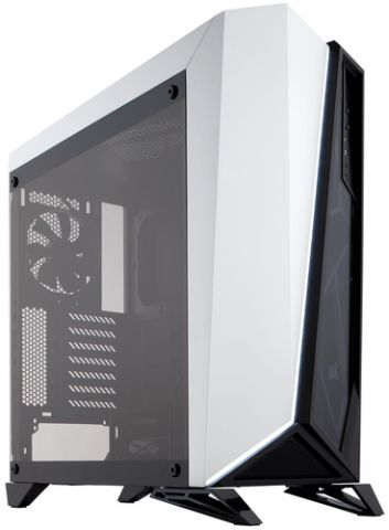 Gabinete Corsair Carbide SPEC-OMEGA Midi Tower Negro, Blanco