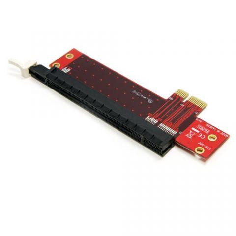 StarTech.com Adaptador de Ranura de Expansión PCI Express X1 a X16 - Convertidor de Extensión