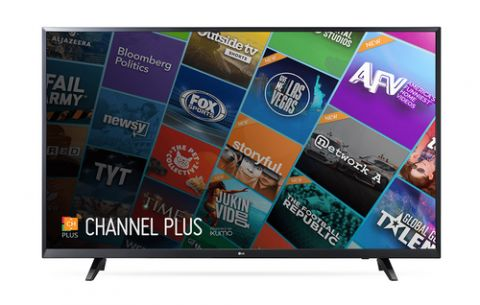 "Television LG 49UJ6200 Televisor 124.5 cm (49"") 4K Ultra HD Smart TV Wifi Negro"