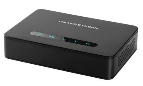 Grandstream Networks DP760 repetidor DECT 1880 - 1930 MHz Negro