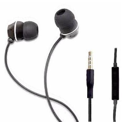 Accesorios para Electronica Verbatim 99726 audífono y auriculare Auriculares Intra auditivo Conector de 3.5 mm Negro