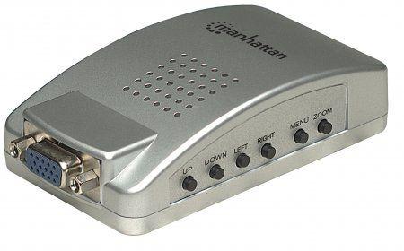 Accesorio Manhattan 150095 convertidor de vídeo 1024 x 768 Pixeles