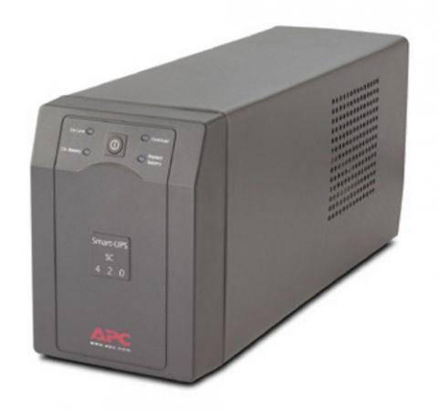 APC Smart UPS SC 420VA 120V 260 W