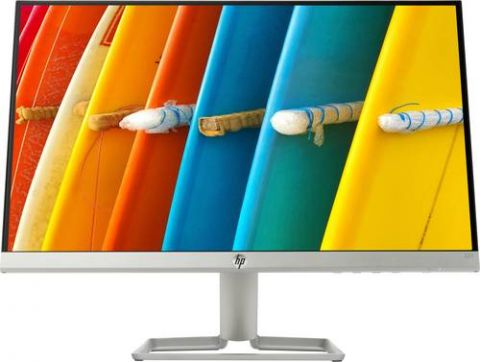 "Monitor HP 22f 54.6 cm (21.5"") 1920 x 1080 Pixeles Full HD LED Plata"