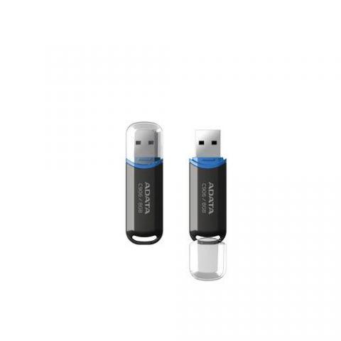 ADATA 8GB C906 unidad flash USB USB tipo A 2.0 Negro