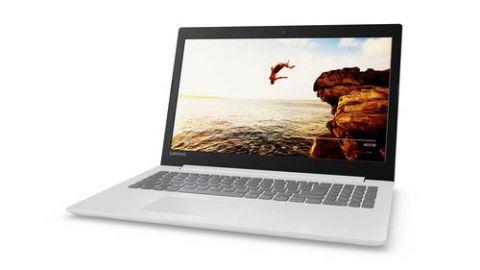 """Laptop Lenovo IdeaPad 320 Computadora portátil 39.6 cm (15.6"""") 1366 x 768 Pixeles Intel® Core™ i5 de la séptima generación 8 GB DDR4-SDRAM 1000 GB Unidad de disco duro Windows 10 Home Blanco"""