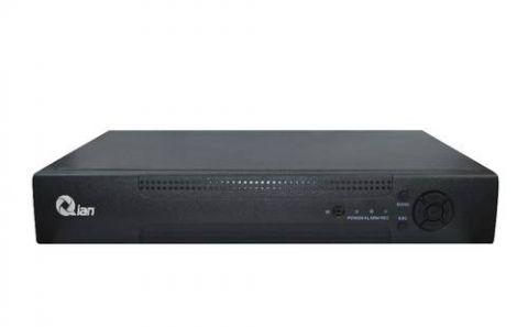 Grabadores analógico Qian QDVR081701 videograbadora digital Negro