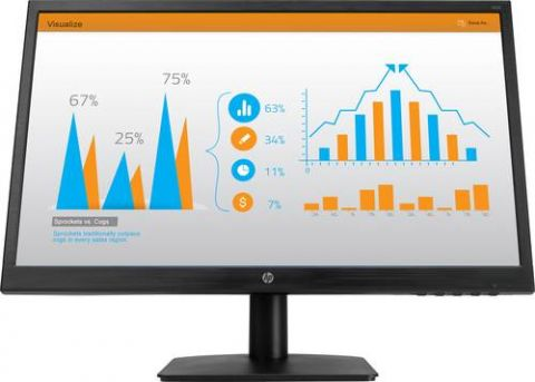 Monitor HP SBUY N223 21.5-INCH MONITOR CONTAINER SKU MIN ORDER QTY 1584
