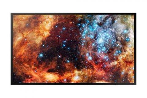 "Samsung DB43J Pantalla plana de señalización digital 109.2 cm (43"") LCD Full HD Negro Tizen 3.0"