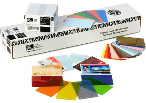 ZEBRA TARJETA PVC PANEL DE FIRMA C/500 -  104523-118