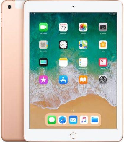 "iPad Apple iPad 4G LTE 128 GB 24.6 cm (9.7"") Wi-Fi 5 (802.11ac) iOS 11 Oro"