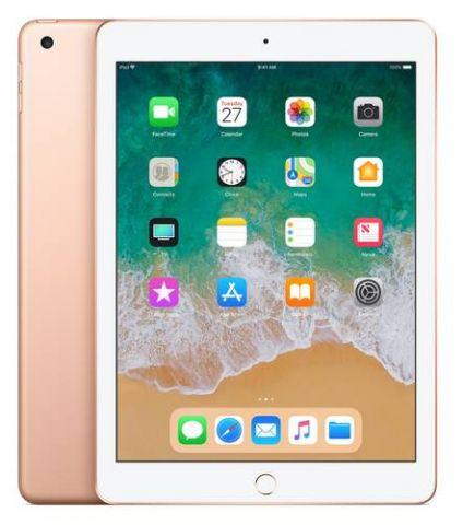 """iPad Apple iPad 32 GB 24.6 cm (9.7"""") Wi-Fi 5 (802.11ac) iOS 11 Oro"""