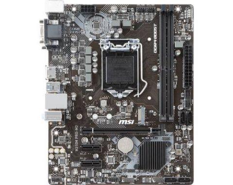 Tarjeta madre MSI H310M PRO-M2 Intel® H310M LGA 1151 (Zócalo H4) Mini-ATX