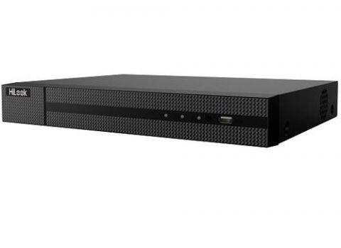 Grabadora Digital HiLook NVR-104MH-C/4P grabadora de vídeo en red (NVR) 1U Negro