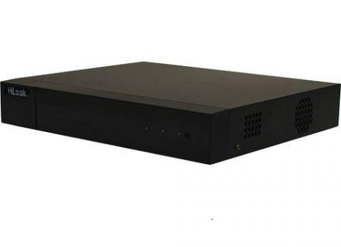 Grabadores analógico HiLook DVR-204Q-F1 videograbadora digital Negro