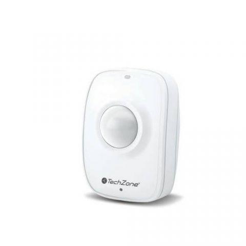 TechZone TZSEM03SH detector de movimiento Inalámbrico Blanco
