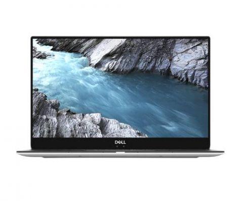 """Laptop DELL XPS 13 9370 Computadora portátil 33.8 cm (13.3"""") 3840 x 2160 Pixeles Pantalla táctil 8ª generación de procesadores Intel® Core™ i7 16 GB LPDDR3-SDRAM 512 GB SSD Wi-Fi 5 (802.11ac) Windows 10 Home Negro, Plata"""