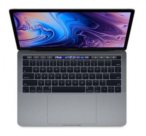 "MacBook Apple MacBook Pro Computadora portátil 33.8 cm (13.3"") 2560 x 1600 Pixeles 8ª generación de procesadores Intel® Core™ i5 8 GB LPDDR3-SDRAM 256 GB Flash macOS Mojave Gris"