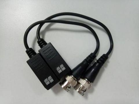Hikvision Digital Technology DS-1H18S/E accesorio para cámara de seguridad Balun de video