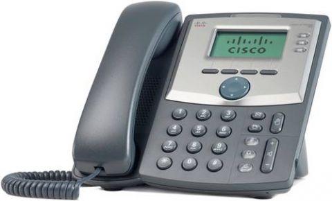Cisco SPA 303 teléfono IP 3 líneas LCD