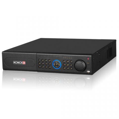 Grabadores analógico Provision-ISR SA-32400A-2(2U) videograbadora digital Negro