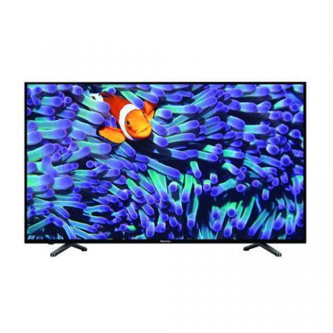 "Television Hisense 50H5E Televisor 125.7 cm (49.5"") Full HD Smart TV Wifi Negro"