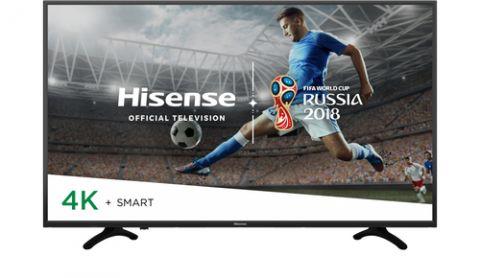 "Television Hisense 55H8E Televisor 138.7 cm (54.6"") 4K Ultra HD Smart TV Wifi Negro"