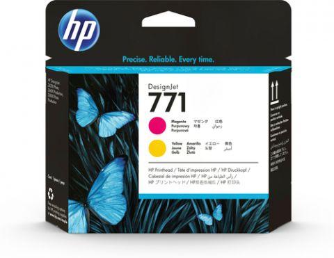 Cabezal HP 771 cabeza de impresora Inyección de tinta