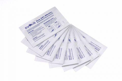 Kit de limpieza EVOLIS - 50 pieza(s) A5002