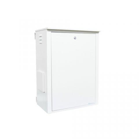 Gabinete de Seguridad EPCOM GT-002G - Gabinete, Color blanco, Epcom, Exterior GT-002G
