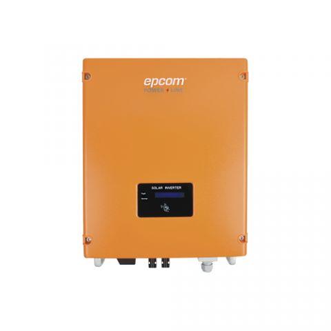 Inversor para Interconexión a la Red EPCOM EPIG-5K - 100 - 580, 50/60, Interior, Solar panel, Naranja EPIG-5K