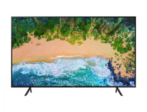 "Television Samsung Series 7 UN65NU7100FXZX Televisor 165.1 cm (65"") 4K Ultra HD Smart TV Wifi Negro"