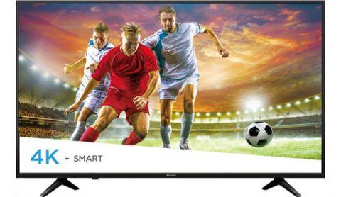 "Television Hisense 50H6E Televisor 127 cm (50"") 4K Ultra HD Smart TV Wifi Negro"