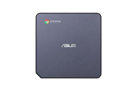 Mini PC ASUS Chromebox CHROMEBOX3-N018U PC/estaciòn de trabajo i3-7100U Mini PC Intel® Core™ i3 de la séptima generación 4 GB DDR4-SDRAM 32 GB SSD Chrome OS Negro