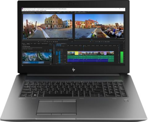 "Workstation HP ZBook 17 G5 Estación de trabajo móvil 43.9 cm (17.3"") 1920 x 1080 Pixeles 8ª generación de procesadores Intel® Core™ i7 8 GB DDR4-SDRAM 256 GB SSD NVIDIA® Quadro® P1000 Wi-Fi 5 (802.11ac) Windows 10 Pro Negro"