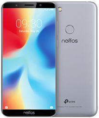 "Celular Neffos C9A 13.8 cm (5.45"") SIM dual Android 8.1 4G MicroUSB 2 GB 16 GB 3020 mAh Gris"