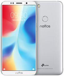 "Celular Neffos C9A 13.8 cm (5.45"") SIM dual Android 8.1 4G MicroUSB 2 GB 16 GB 3020 mAh Plata"