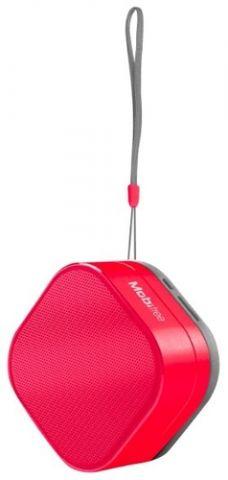 Mobifree KAOS - Coral, Bluetooth, 182g, 300 mAh, Radio FM MB-916424
