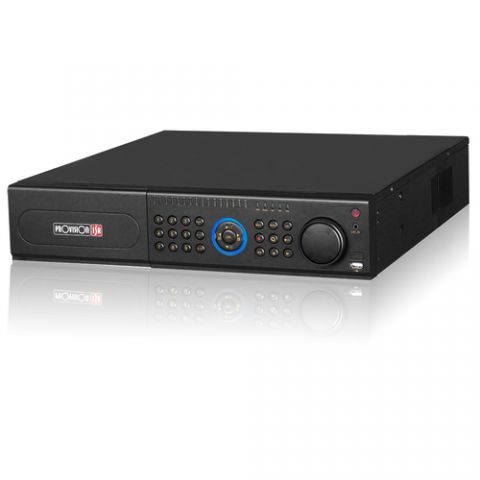 DVR 4K 32 canales  PROVISION-ISR SH-32400A-5(2U) - H265, 16 In/1 Out, 32, 5 MPX, Si SH-32400A-5(2U)