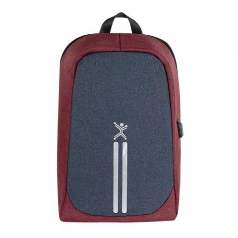 Perfect Choice PC-083498 mochila Rojo Poliéster