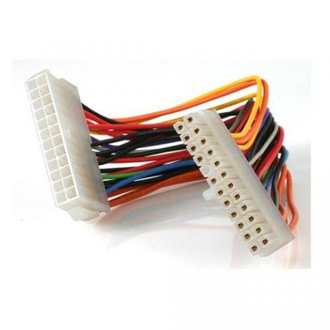 Accesorio StarTech.com Cable de Extensión de 20cm de 24 Pines de Alimentación para Fuente de Poder ATX