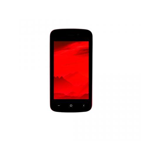 "Celular Bleck BE fr 10.2 cm (4"") SIM dual 3G 0.5 GB 4 GB 1400 mAh Negro, Rojo"