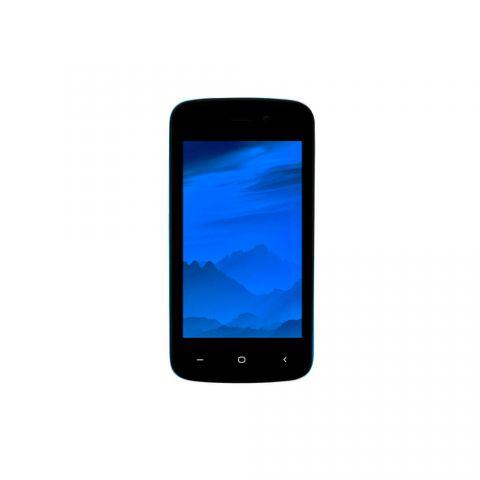 "Celular Bleck BE fr 10.2 cm (4"") SIM dual 3G 0.5 GB 4 GB 1400 mAh Negro, Azul"