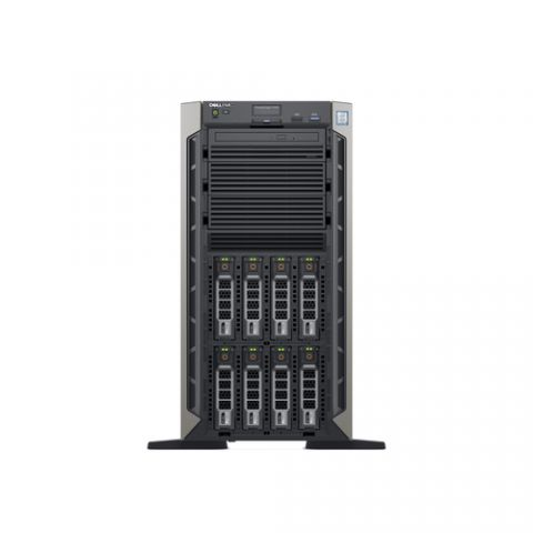 Servidor DELL PowerEdge T440 servidor 2.1 GHz 8 GB Torre (5U) Intel® Xeon® 1100 W DDR4-SDRAM